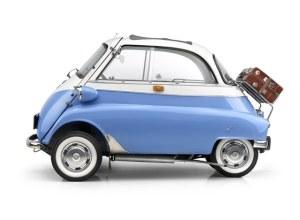 Los 6 autos más pequeños del mundo