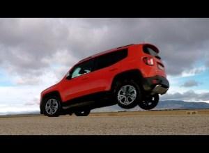 Mirá esto antes de comprar una Jeep Renegade