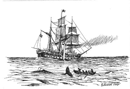 Engineering Aboard Wooden Whaling Ships