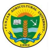 Teaching Assistant Bioinformatics Jobs in Ludhiana - Punjab Agricultural University