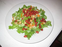 Veggie and Bean Salad