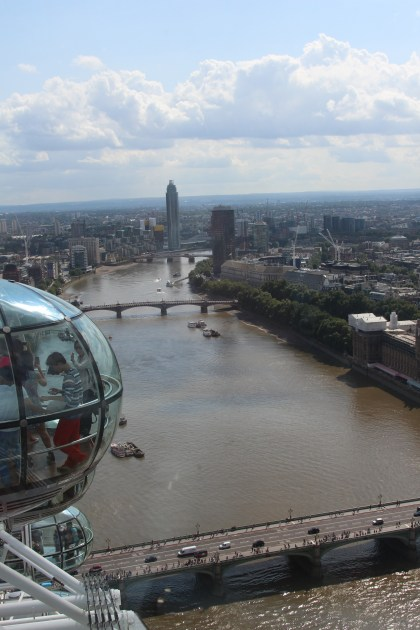 Up in the London Eye