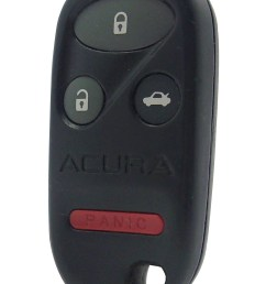 acura keyless entry remote 4 button [ 1205 x 1606 Pixel ]