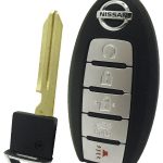 Nissan Remote Entry Smart Key 5 Button W Remote Start For 2013 Nissan Altima Car Keys Express