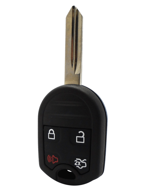 small resolution of ford remote key 4 button w trunk