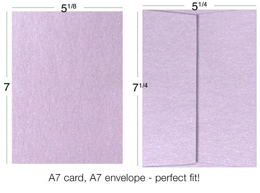 sizes of envelopes wedding
