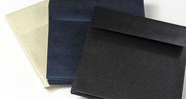 square envelopes all sizes