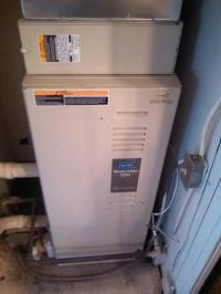 furnace and Heat Pump system repair service in Morningside MD