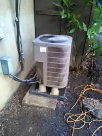 heat pump AC & air conditioning system repair service & A ...