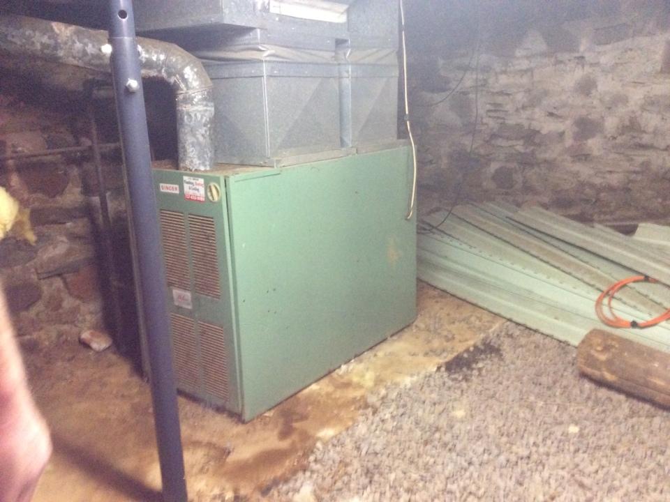 Installing A Burnham Furnace