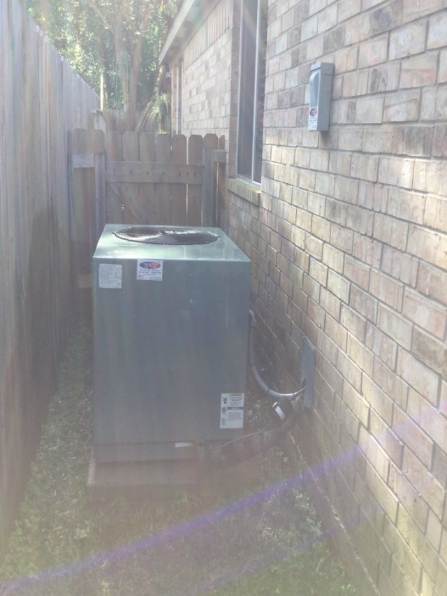 Pasadena, TX - Complete  system check up