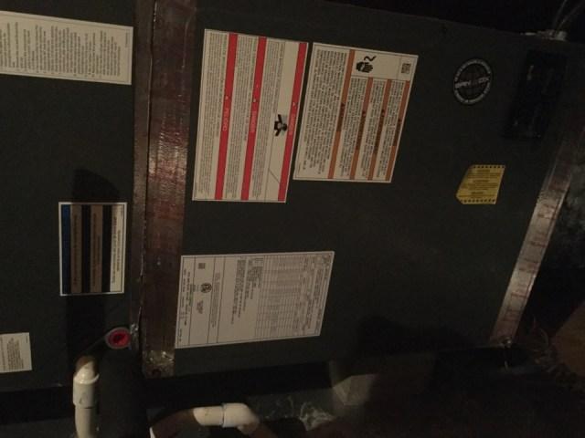 Dickinson, TX - Furnace repair on goodman heater