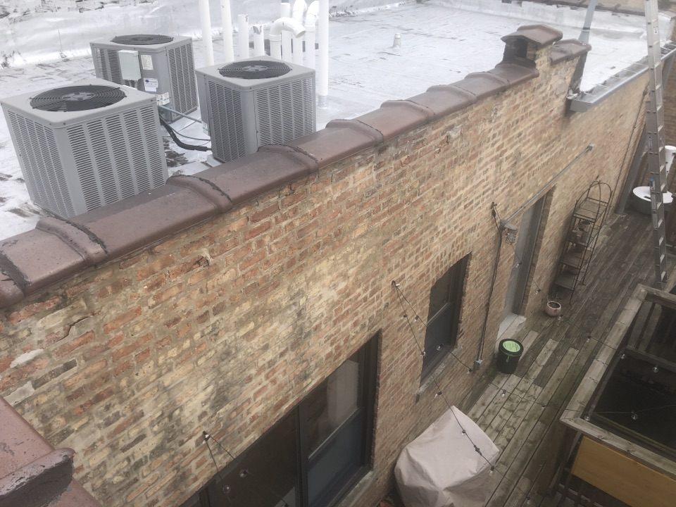 How To Remove Roofing Tar From Brick