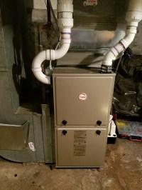 Furnace and Air Conditioning Repair in Tekonsha, MI