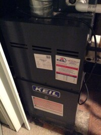 Real-time Service Area for KEIL Heating and Air ...