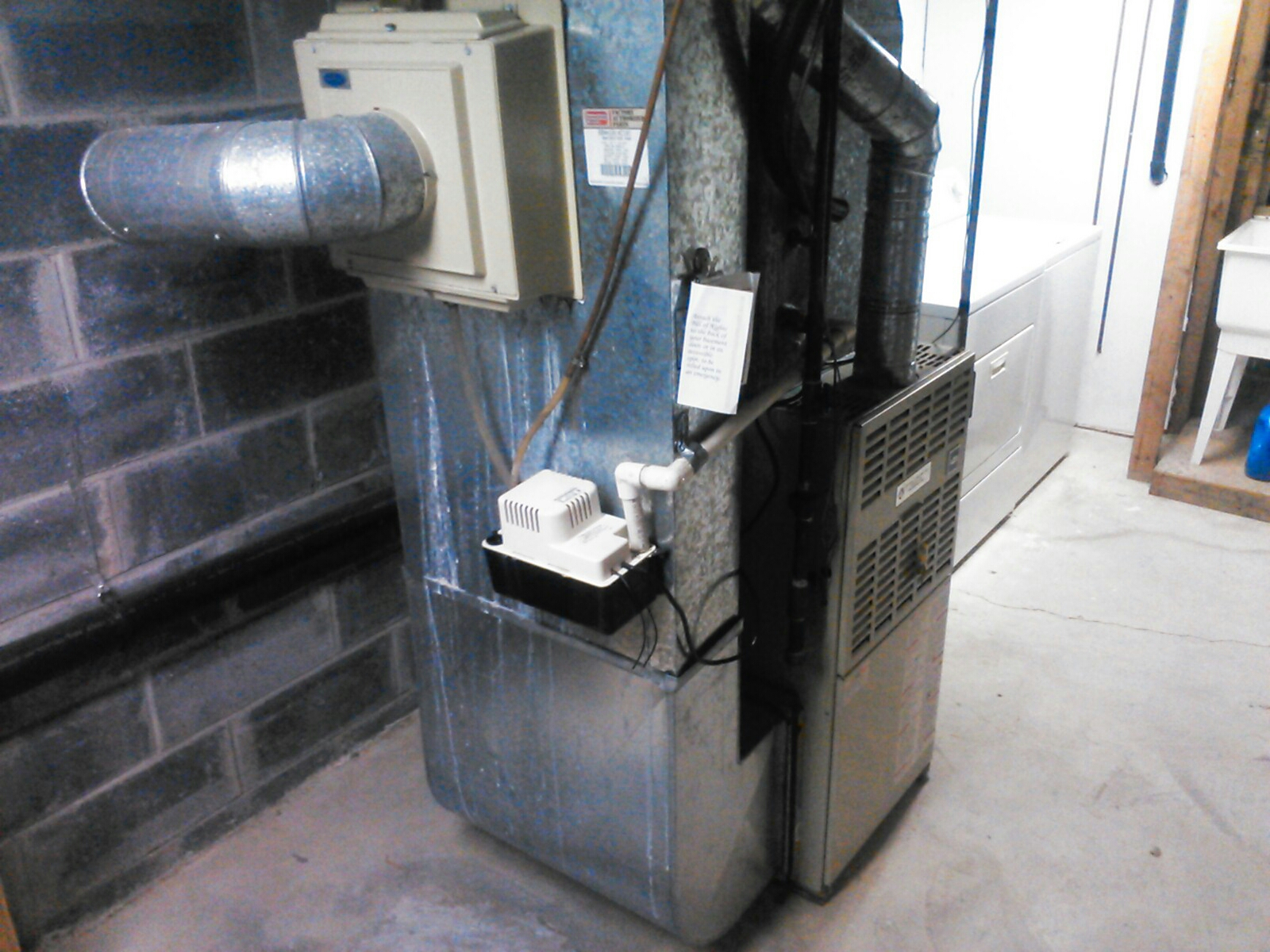 hight resolution of hackettstown nj service carrier gas furnace and humidifier