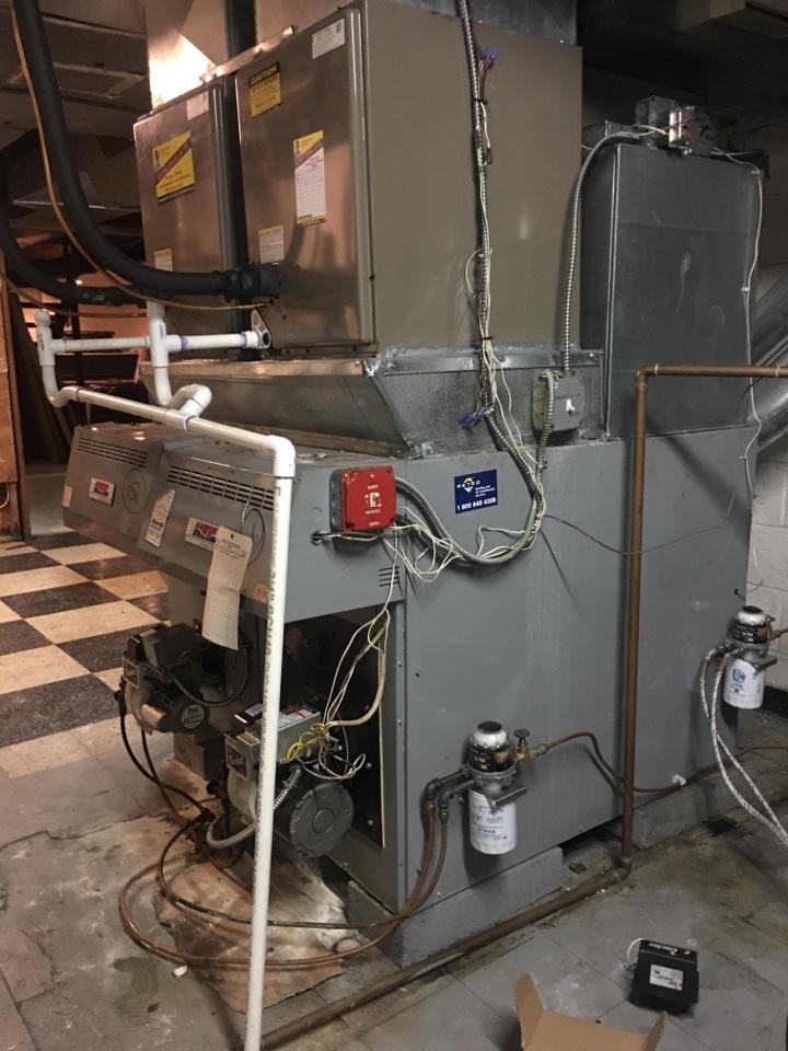 Boiler, Furnace, and Air Conditioning Repair in Morristown NJ
