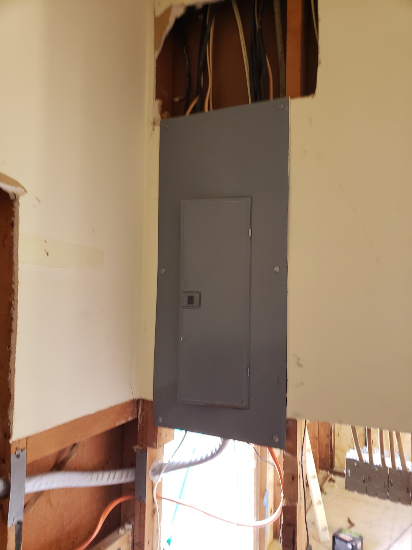 New Bern, NC - Bring 200amp service up to code, replace devices through out the house