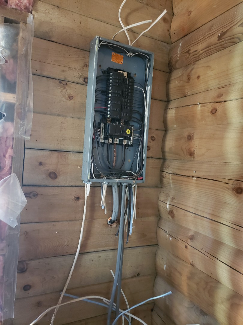New Bern, NC - Estimate to upgrade service and re wire building