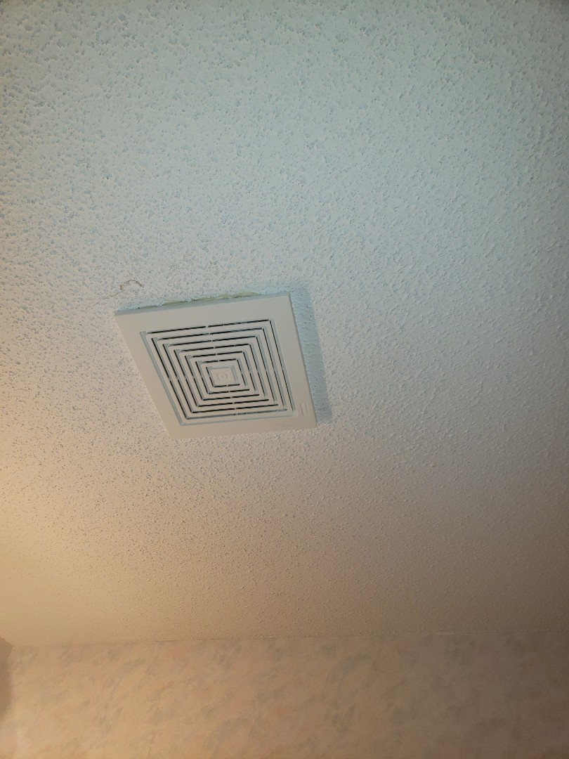 Garner, NC - Replace customer supplied exhaust fan