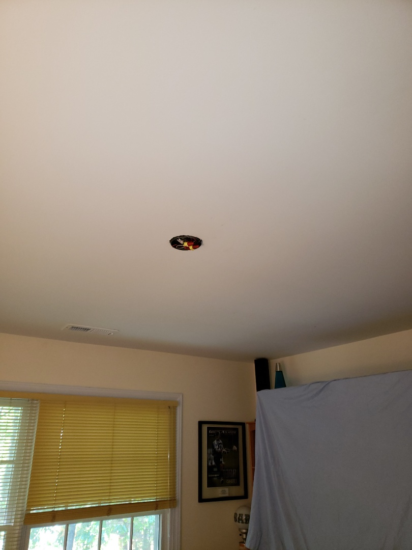 Cary, NC - Add ceiling fan boxes