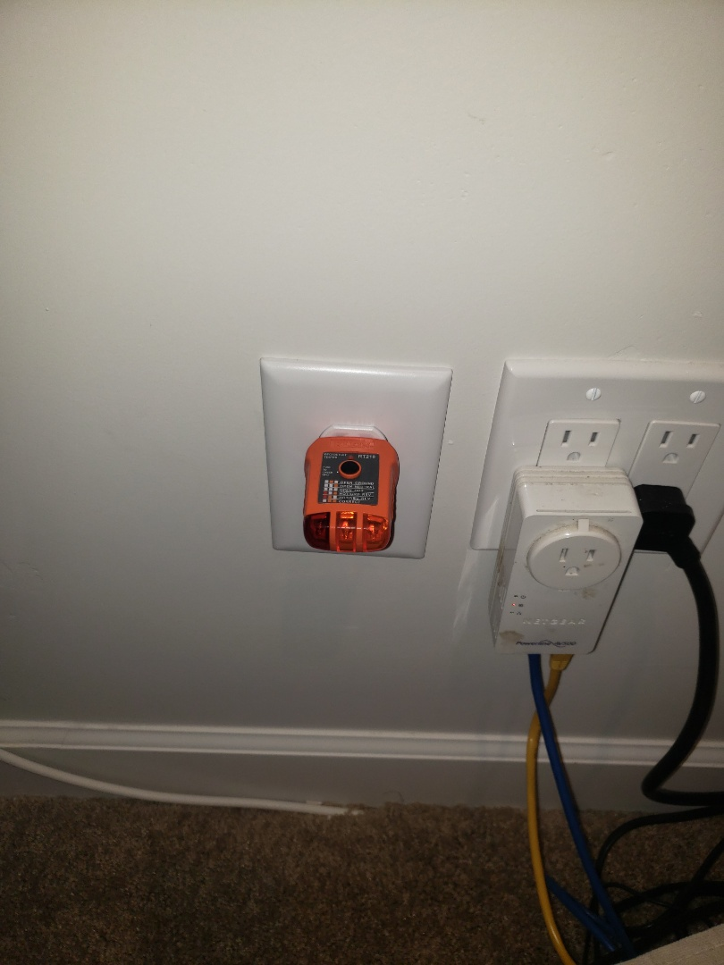 Raleigh, NC - Installing fridge outlet