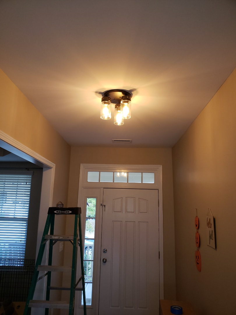 Raleigh, NC - Hanging lighting fixtures