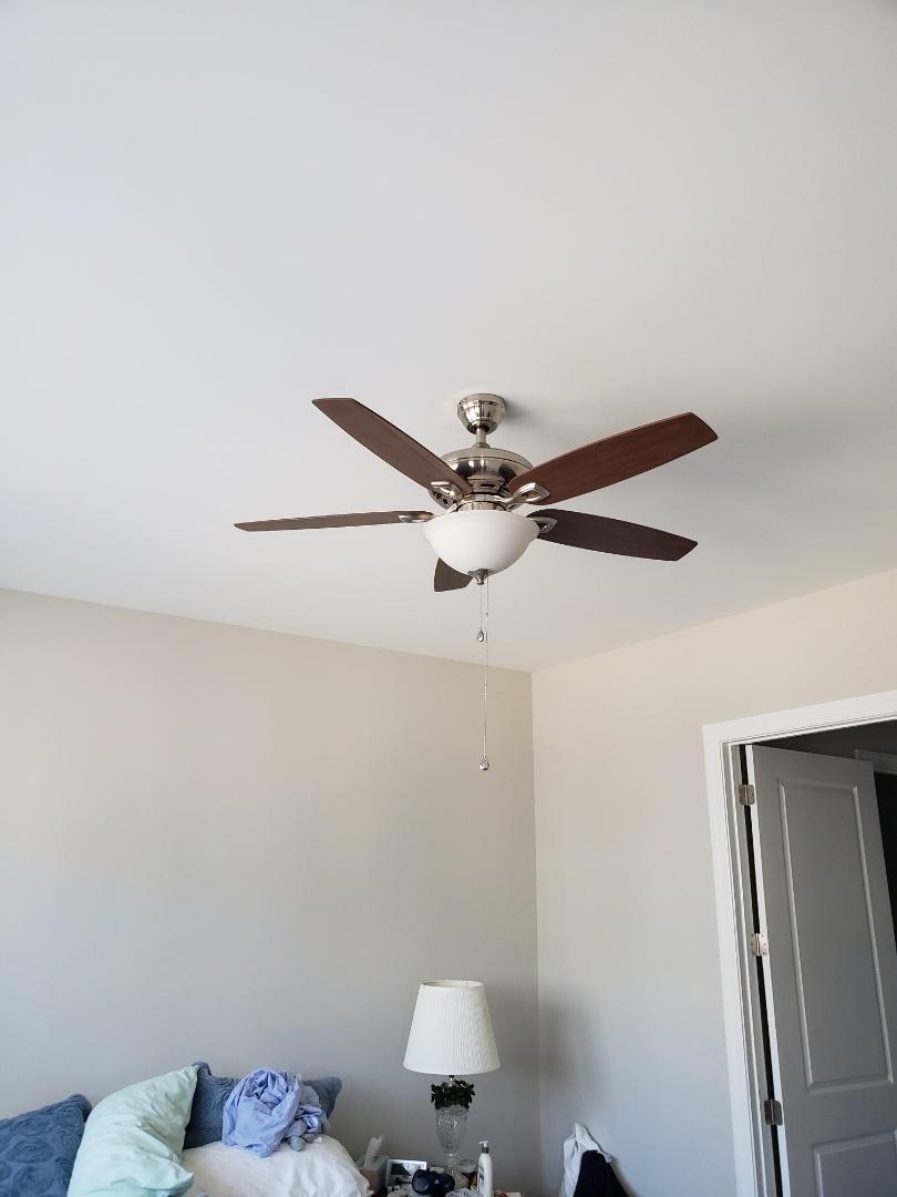 Chapel Hill, NC - Hang ceiling  fans / run cat5 cables