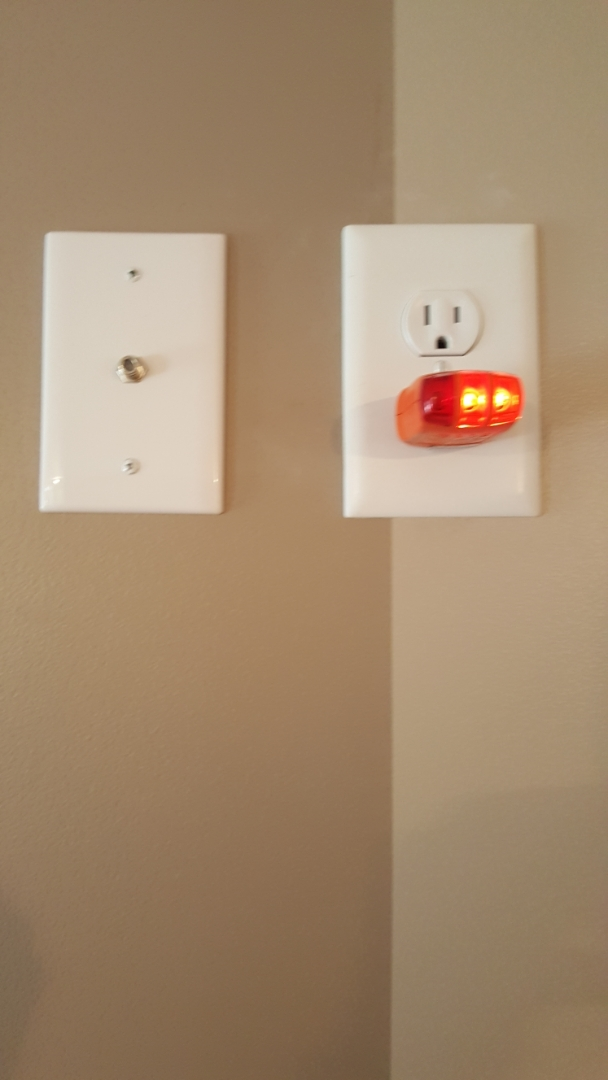Raleigh, NC - Fixing bad dimmer switch