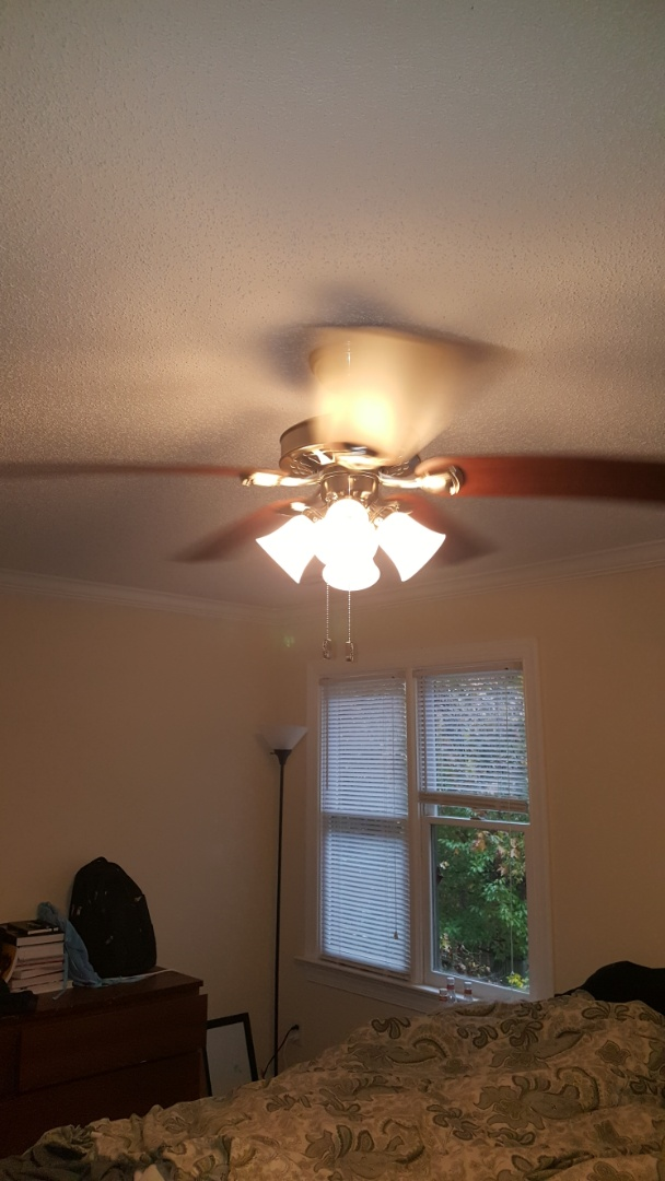 Cary, NC - Replace outlets and light fixtures