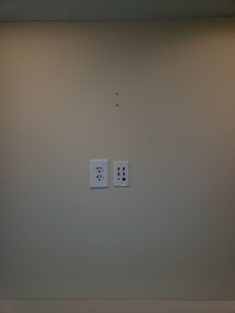 Raleigh, NC - Install TV outlet plus hdmi cord for TV. Add fan/light pre wire in office