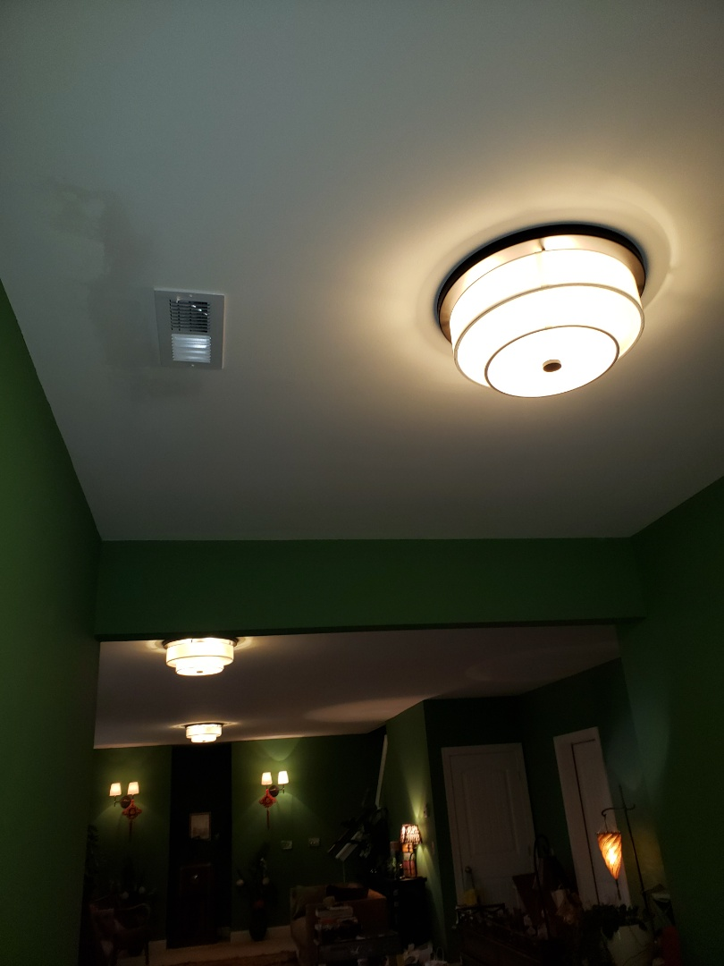 Cary, NC - Installing receptacles and lights