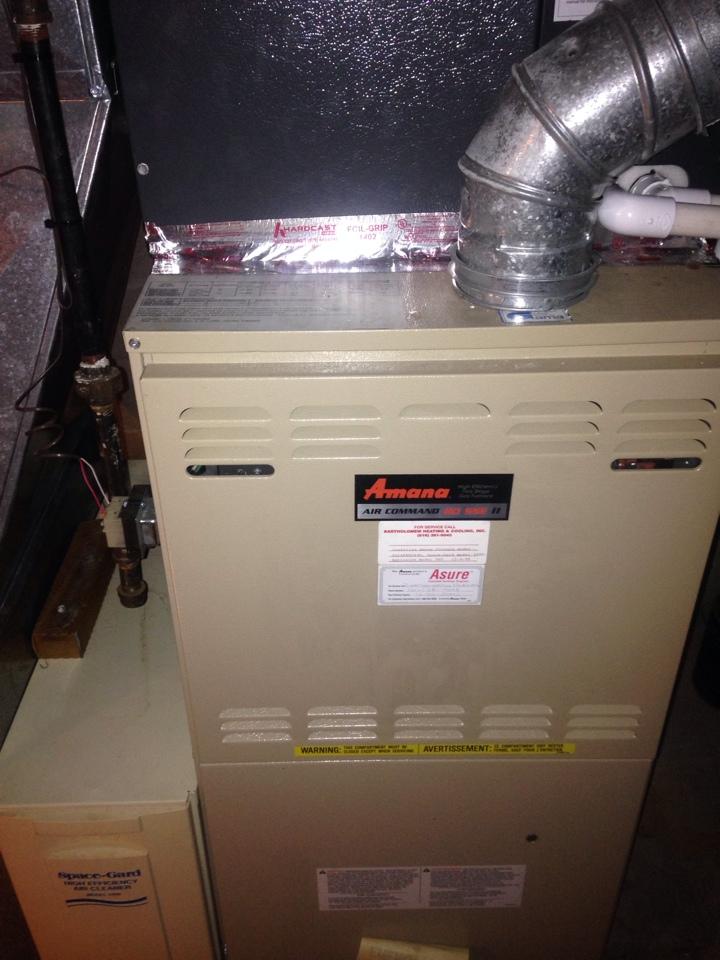 Furnace Repairs and Air Conditioner Repairs in Oshtemo MI