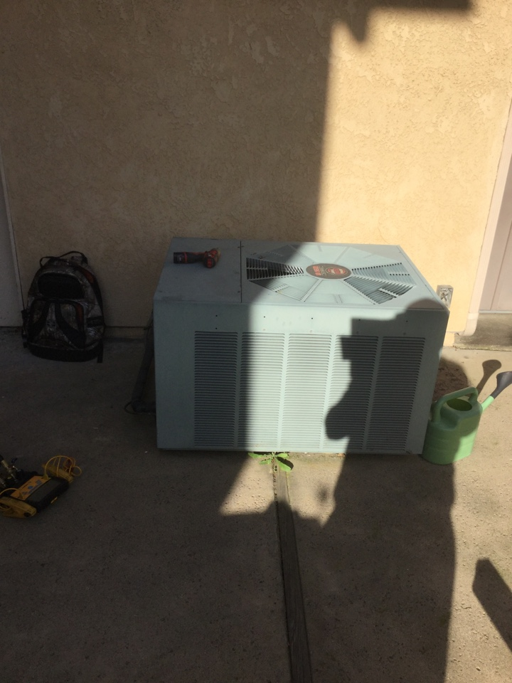 Orange, CA - Estimate for syetem change out