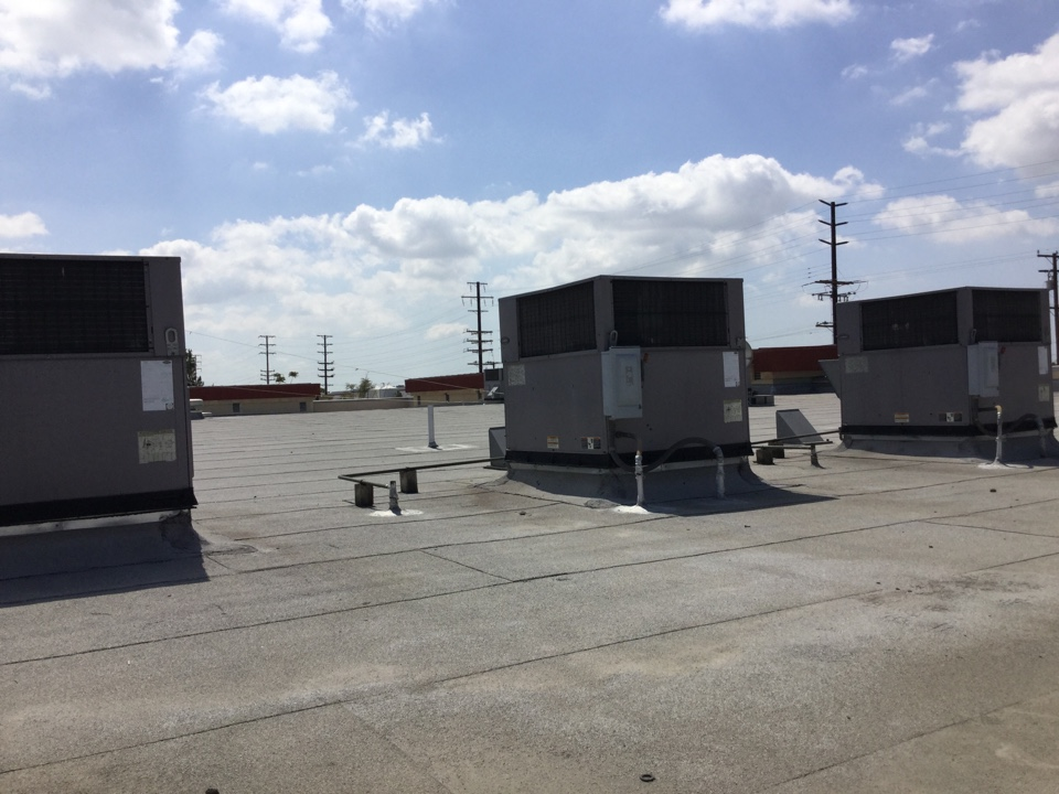 Downey, CA - Testing package units