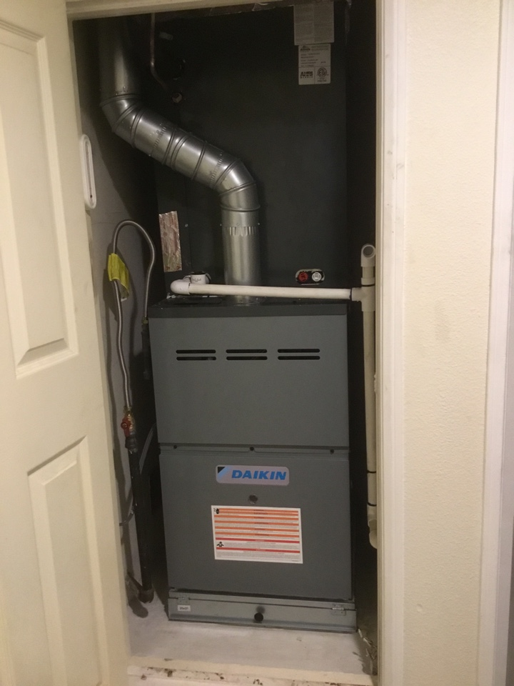 Tustin, CA - Full system change out with duct