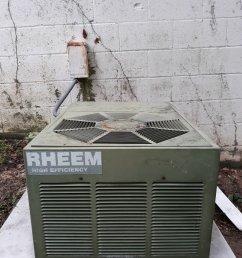 columbus ga rheem air conditioner repair wiring repair made the old system [ 810 x 1080 Pixel ]
