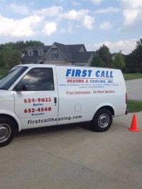Real-time Service Area for First Call Heating & Cooling ...