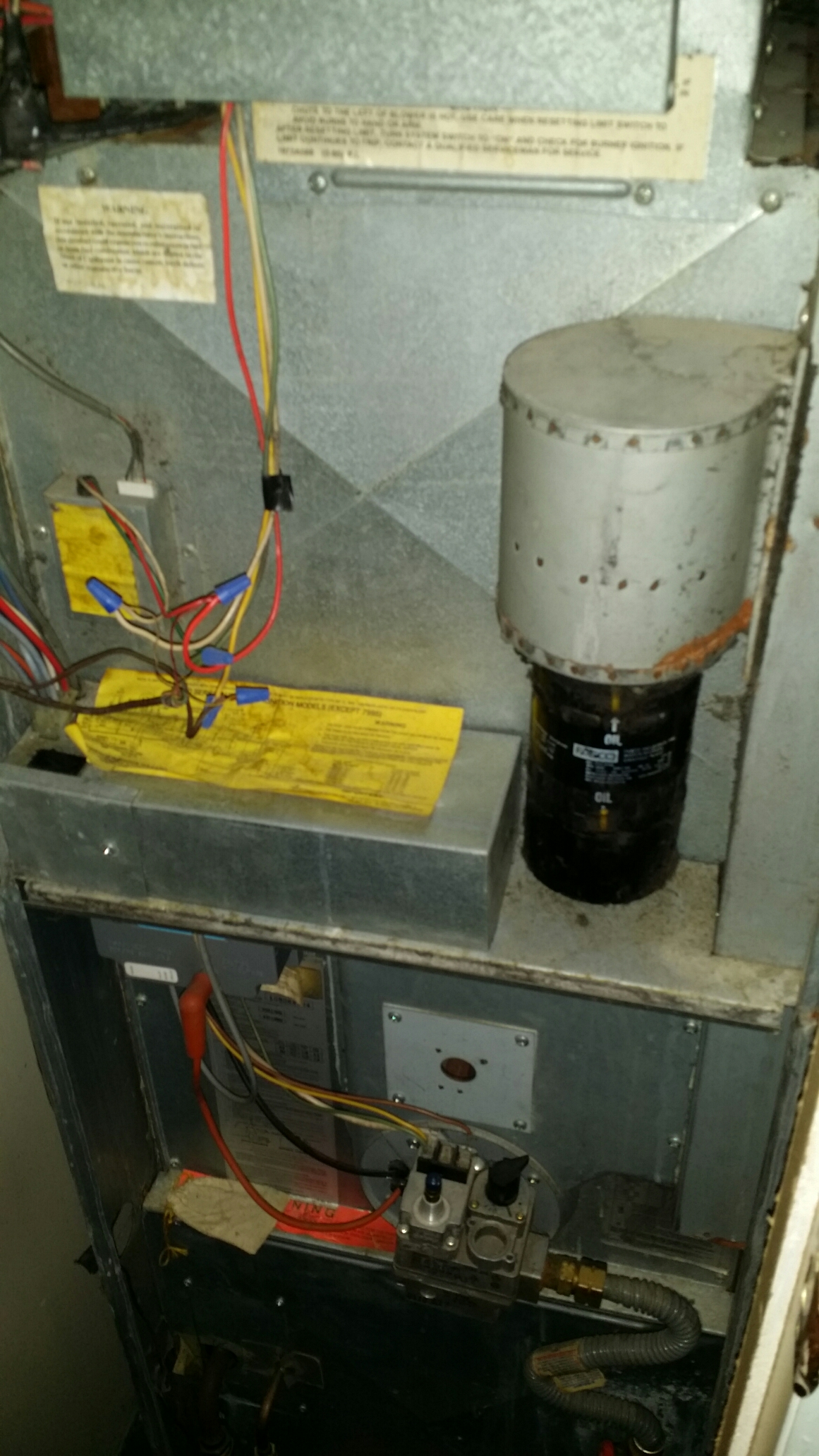 Coleman Mobile Home Gas Furnace Troubleshooting