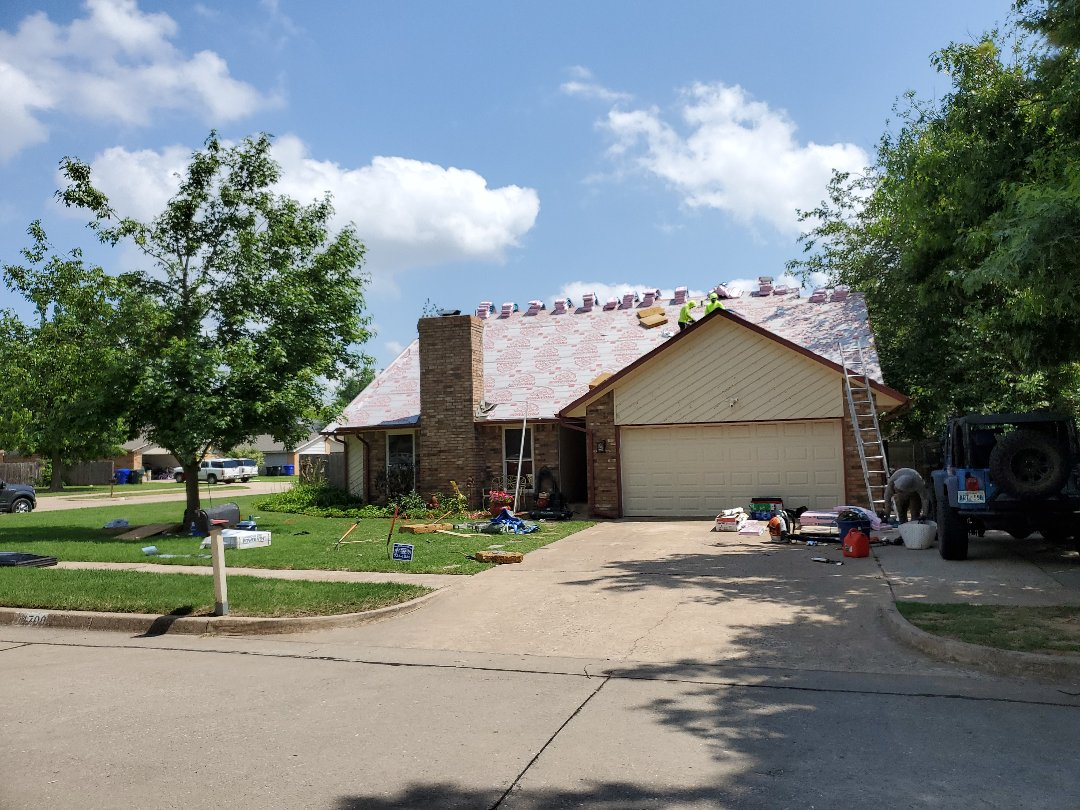 Norman, OK - Roofing System Replacement.