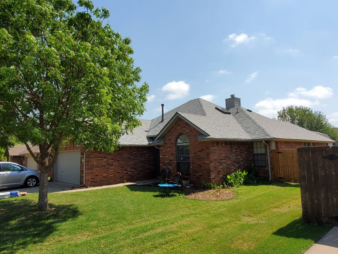 Norman, OK - Roofing System Replacement completed.
