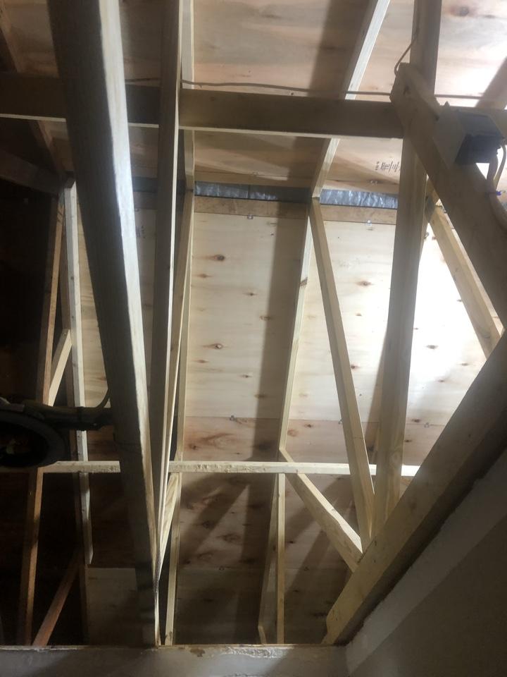 Clarksville, MD - Roof repair