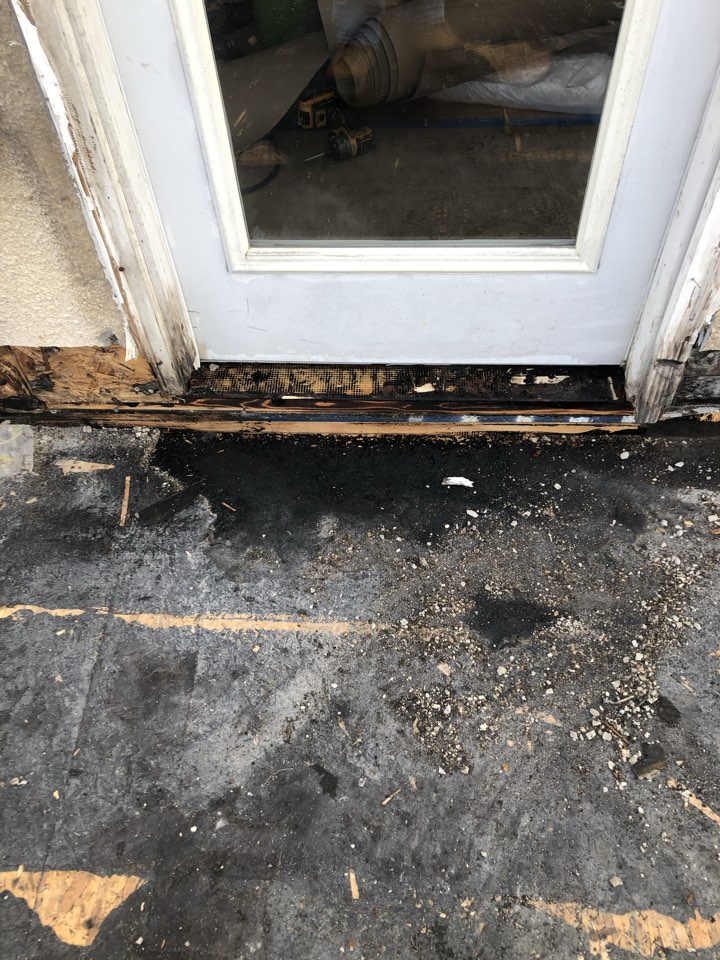 Baltimore, MD - Roof repair in Baltimore