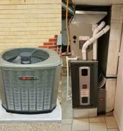 greeley co trane s9v2 variable speed furnace and ac install greeley [ 1080 x 1080 Pixel ]