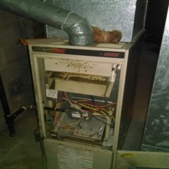 Coleman Evcon Electric Furnace Wiring Diagram Router Thermostat ~ Odicis