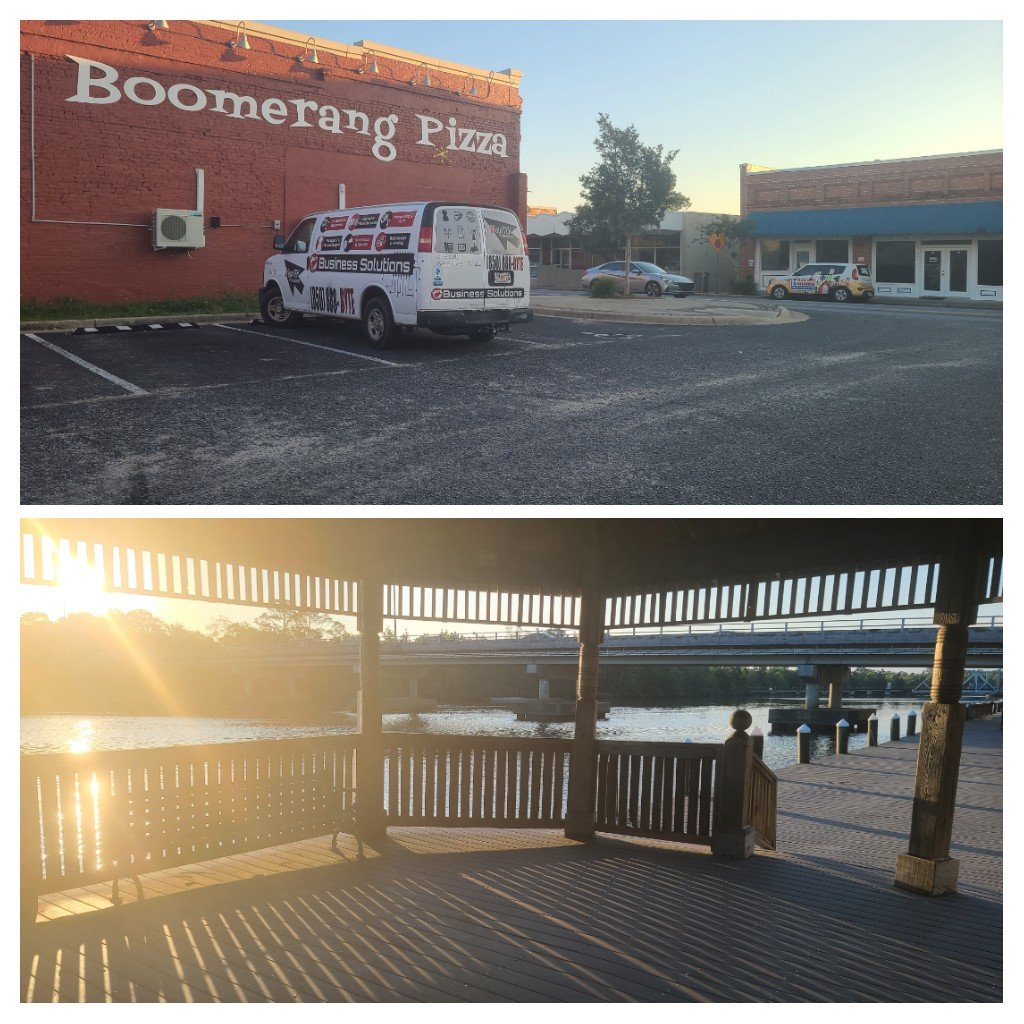 Milton, FL - Thanks for calling us in Boomerang Pizza! Hope you enjoy the music and paging setup!