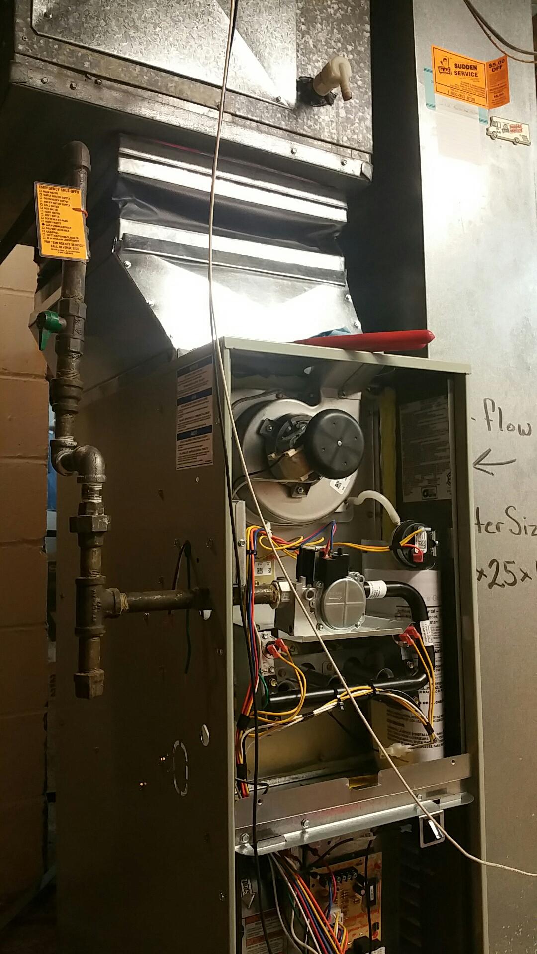 Furnace AC  Plumbing Repair in Saint Francis WI
