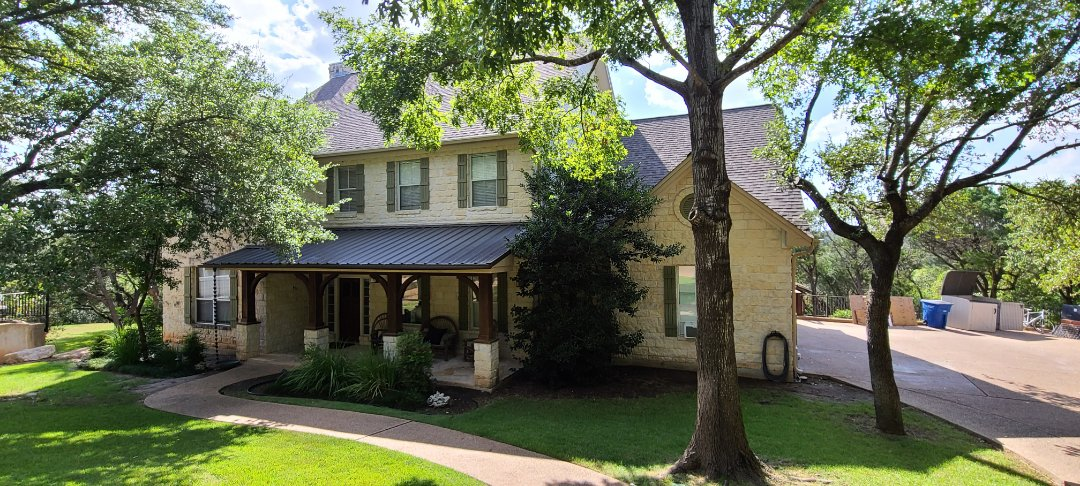 Austin, TX - Time for new Janes Hardie Siding and Fascia repairs, and a new Sherwin Williams Paint job, with all new Alside Windows to make this home look new again