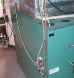 morrisville pa precision tune up on heating oil fired furnace and water heater  [ 918 x 1632 Pixel ]
