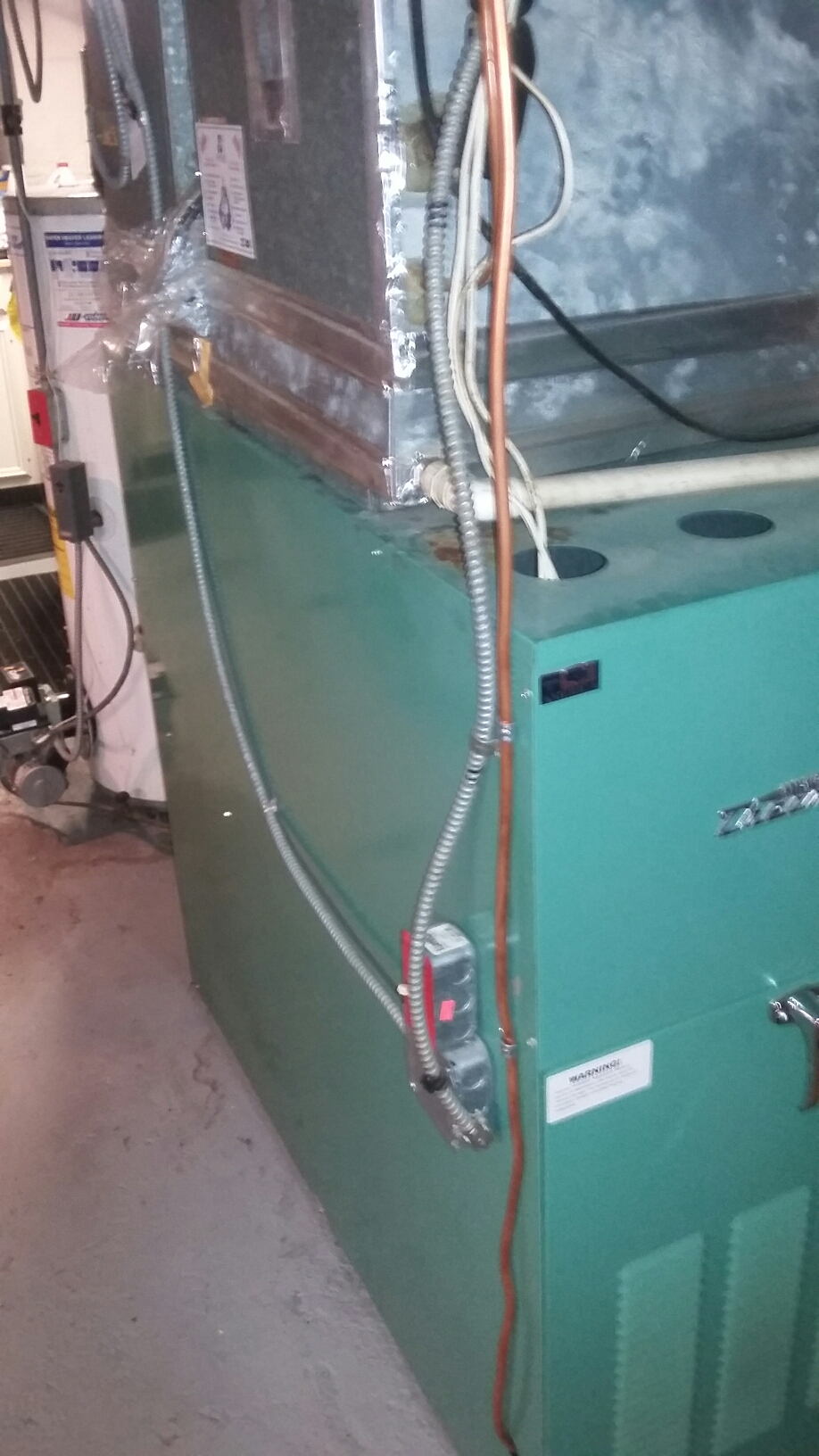 medium resolution of morrisville pa precision tune up on heating oil fired furnace and water heater